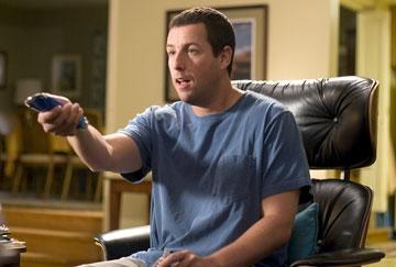 Adam Sandler in Columbia Pictures' Click
