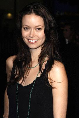 Summer Glau at the Hollywood premiere of Universal Pictures' In Good Company