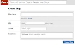 Extend Your Community with a Quora Blog image 2013.1.27 Quora Blog 600x352