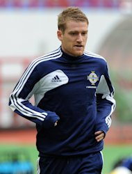Steven Davis is hoping for three points for Northern Ireland in Wednesday's match with Azerbaijan