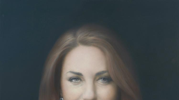 Duchess of Cambridge portrait