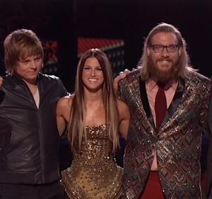 The final 3 on 'The Voice' -- NBC