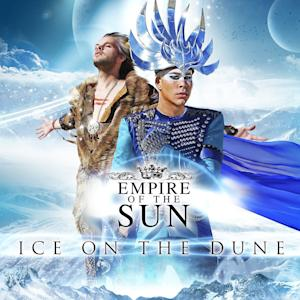 "This CD cover image released by Astralwerks shows ""Ice on the Dune,"" by Empire of the Sun. (AP Photo/Astralwerks)"