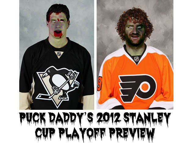 The 2012 stanley cup playoffs are upon us and by the end of it you ll