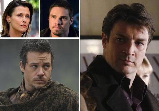 Matt's Inside Line: Scoop on Castle, Blue Bloods, Beast, True Blood, Once, The Bridge and More!