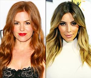 Isla Fisher Warned Julianne Hough About Blackface; Kim Kardashian and Kanye West Want Baby No. 2: Today's Top Stories