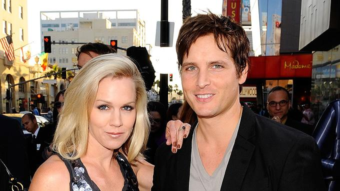 Letters to Juliet LA Premiere 2010 Jennie Garth Peter Facinelli