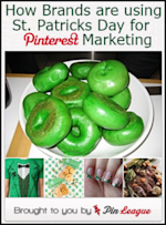 How Brands Use St. Patrick's Day in Their Pinterest Marketing Plan image Screen Shot 2013 03 15 at 4.46.21 PM2 222x300