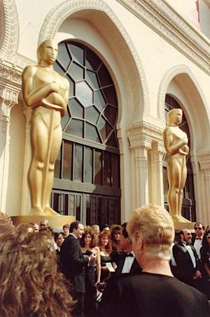 The Academy Awards nominees were announced Tuesday morning.