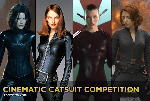 Cinematic Catsuit Competition, 2012, Title Card