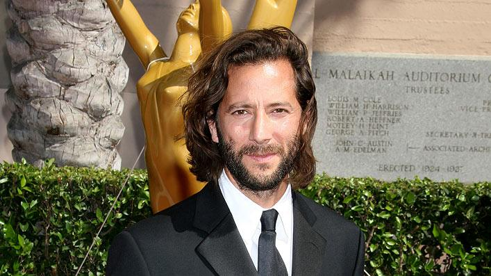 Henry Ian Cusick at the 58th Annual Creative Arts Emmy Awards.