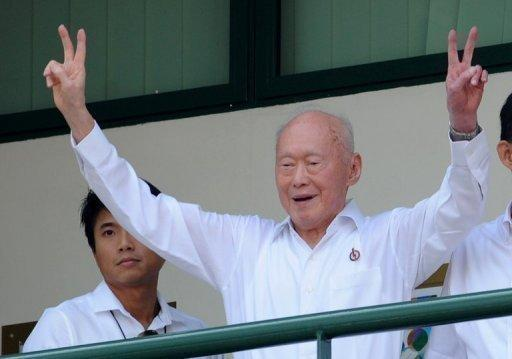 Lee Kuan Yew had been part of the cabinet since he led the PAP to its first election victory in 1959
