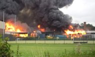 Lancashire School Blaze: Five Boys Arrested