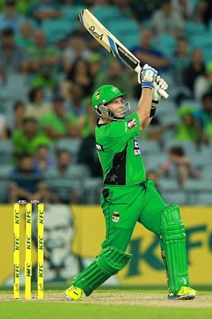 Big Bash League - Thunder v Stars