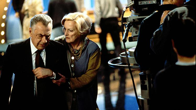 Philip Baker Hall Eileen Ryan Magnolia Production Stills New Line 1999