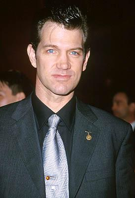 Chris Isaak at the Hollywood premiere of 20th Century Fox's Anna And The King