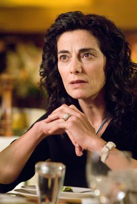 Hiam Abbass in Overture Films' The Visitor