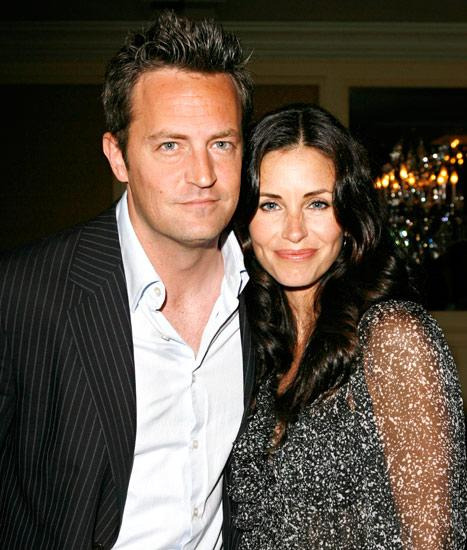 Courteney Cox, Matthew Perry to Have Mini Friends Reunion on Go On!