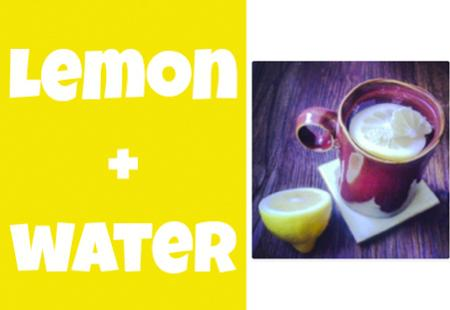 #4: Lemon Water