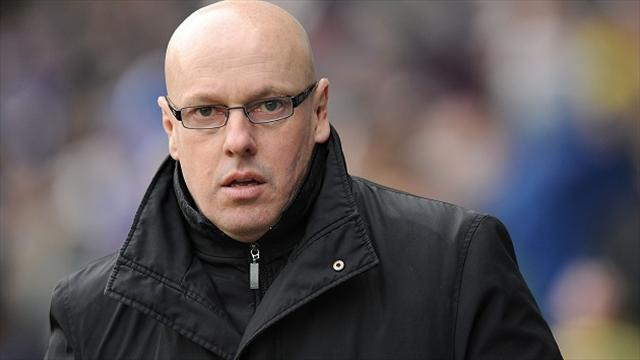 Football - McDermott 'gutted' by Leeds defeat