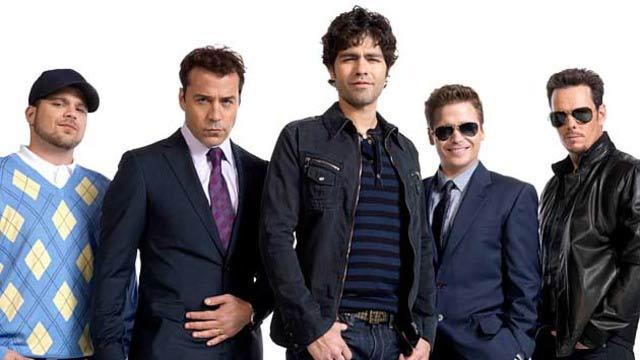 'Entourage' Movie Gets the Go-Ahead