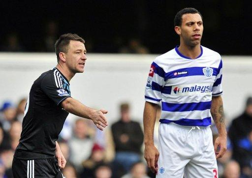 Ferdinand was at the eye of the storm after he was allegedly the victim of racist abuse from Chelsea skipper John Terry