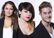 The Voice : Laura Chab', Cécilia et Florian les juniors qui cartonnent !
