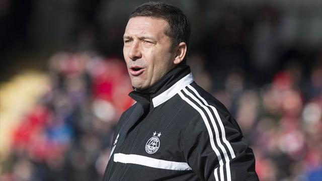 Scottish Premiership - McInnes: No hangover from Cup exit