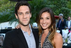 Justin Bartha, Lia Smith | Photo Credits: Michael Buckner/WireImage/Getty Images