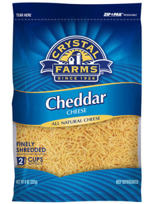 Crystal Farms Cheddar