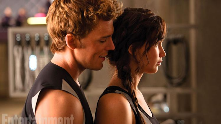 ew catching fire