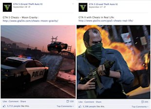 5 Social Media Lessons to Learn From GTA 5  image gta cheats