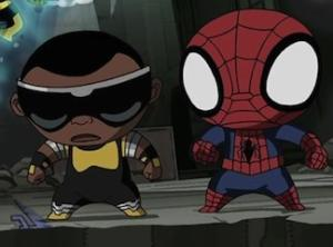First Video: Ultimate Spider-Man's 'Tiny' Problem!