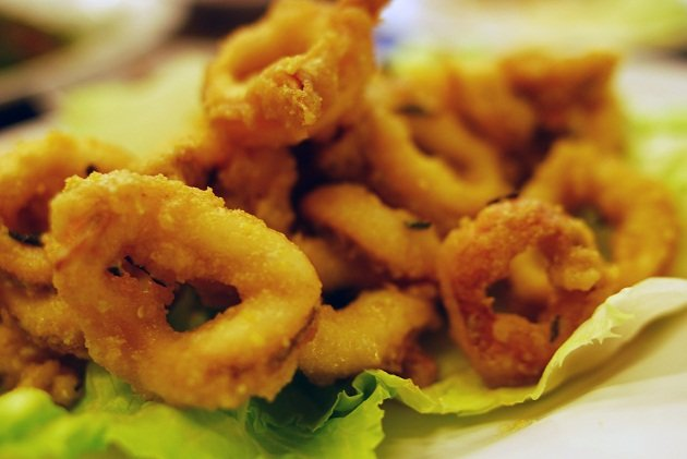 Fave Dish Of The Month: Salted Egg Sotong