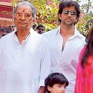 Hrithik Roshan's Grandfather Is His Lucky Mascot