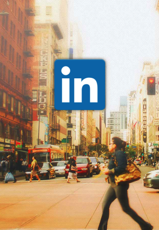 LinkedIn Has a Gorgeous New Mobile App image LinkedIn Splash