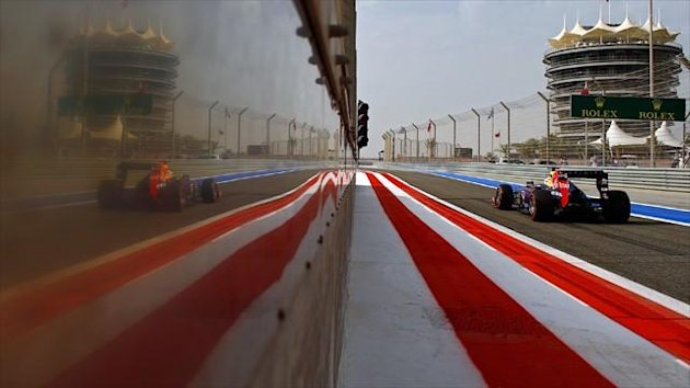 Red Bull, Bahrain