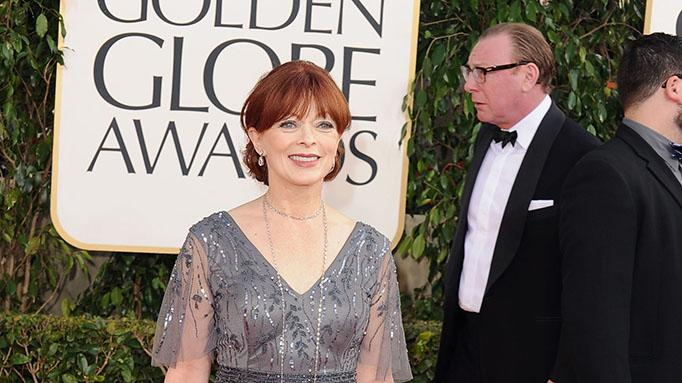 70th Annual Golden Globe Awards - Arrivals: Frances Fisher
