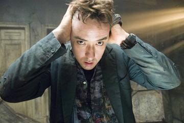 John Cusack in Dimension Films' 1408