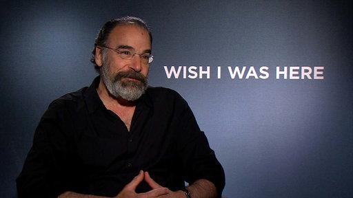 Mandy Patinkin Talks 'Homeland' Season 4