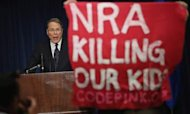 School Shootings: Protests As NRA Speaks Out