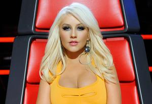 Christina Aguilera | Photo Credits: Lewis Jacobs/NBC/Getty Images