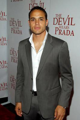 Daniel Sunjata at the NY premiere of 20th Century Fox's The Devil Wears Prada