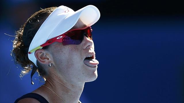 Tennis - Stosur in no rush to appoint new coach