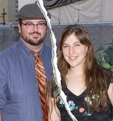 Mayim Bialik, Husband to Divorce After 9 Years