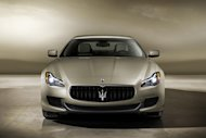 Maserati Quattroporte - power, luxury and practicality with all-new gorgeousness to boot.