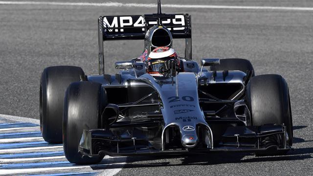 Formula 1 - Rivals set to copy McLaren suspension