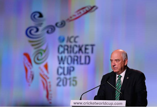 ICC Cricket World Cup 2015 Official Launch In Melbourne