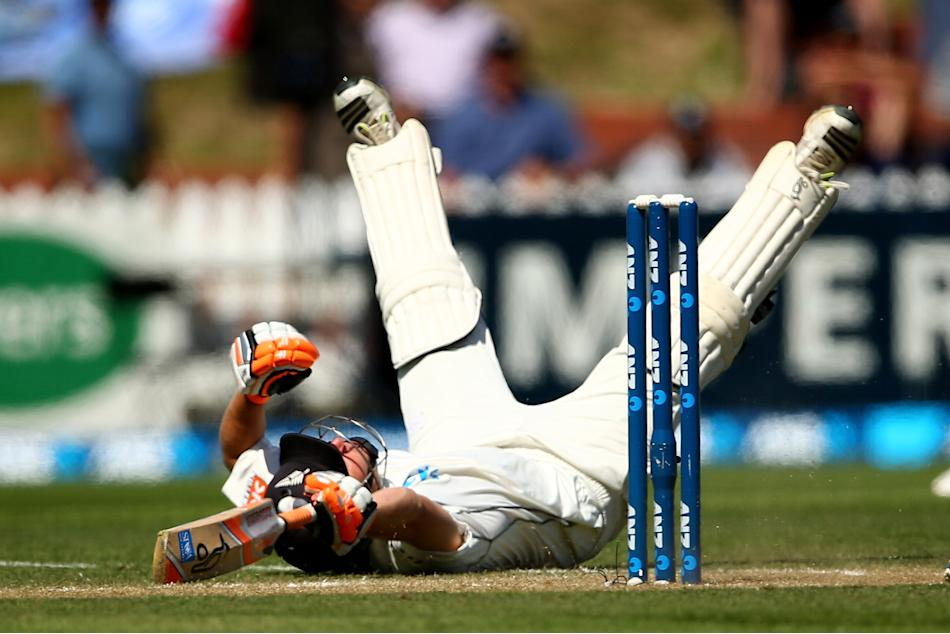 New Zealand v India - 2nd Test: Day 3