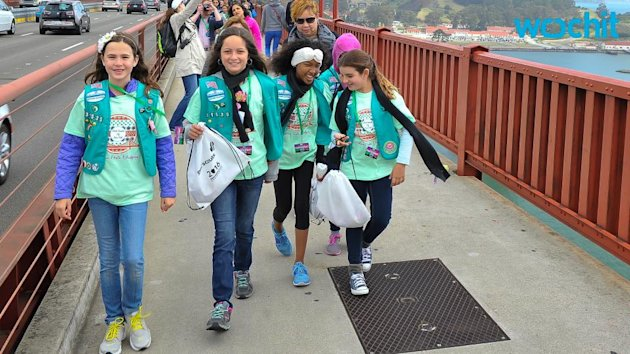 Transgender girls are welcome in the Girl Scouts of the United States of America, a stance that has attracted controversy from some conservative groups over the past week.